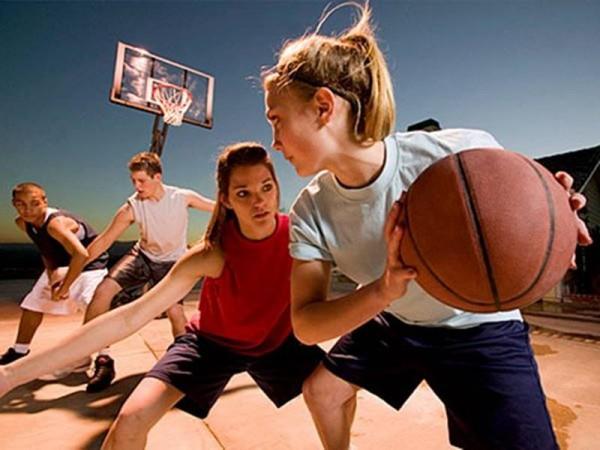 Tim Basket Putri SMP Masehi Juara