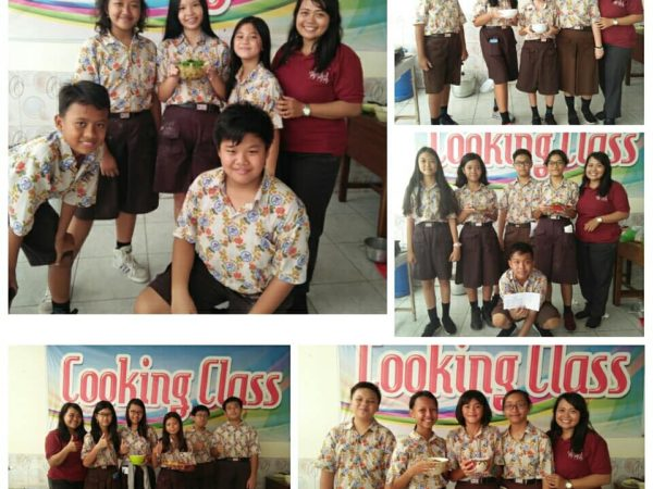 Program Unggulan SMP Masehi Kudus (Cooking Class)