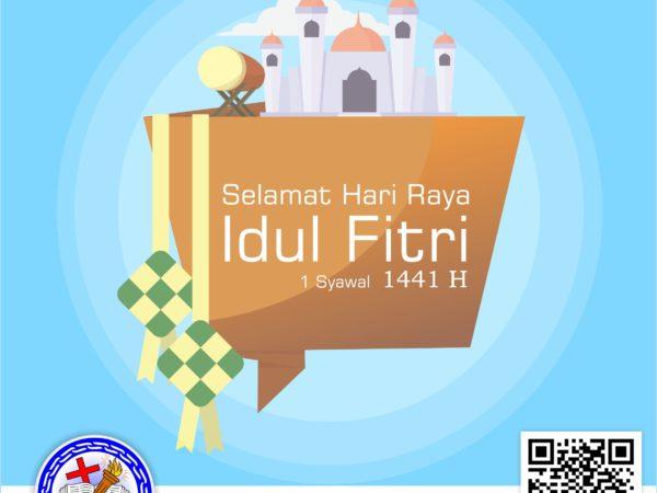 Selamat Hari Raya Idull Fitri