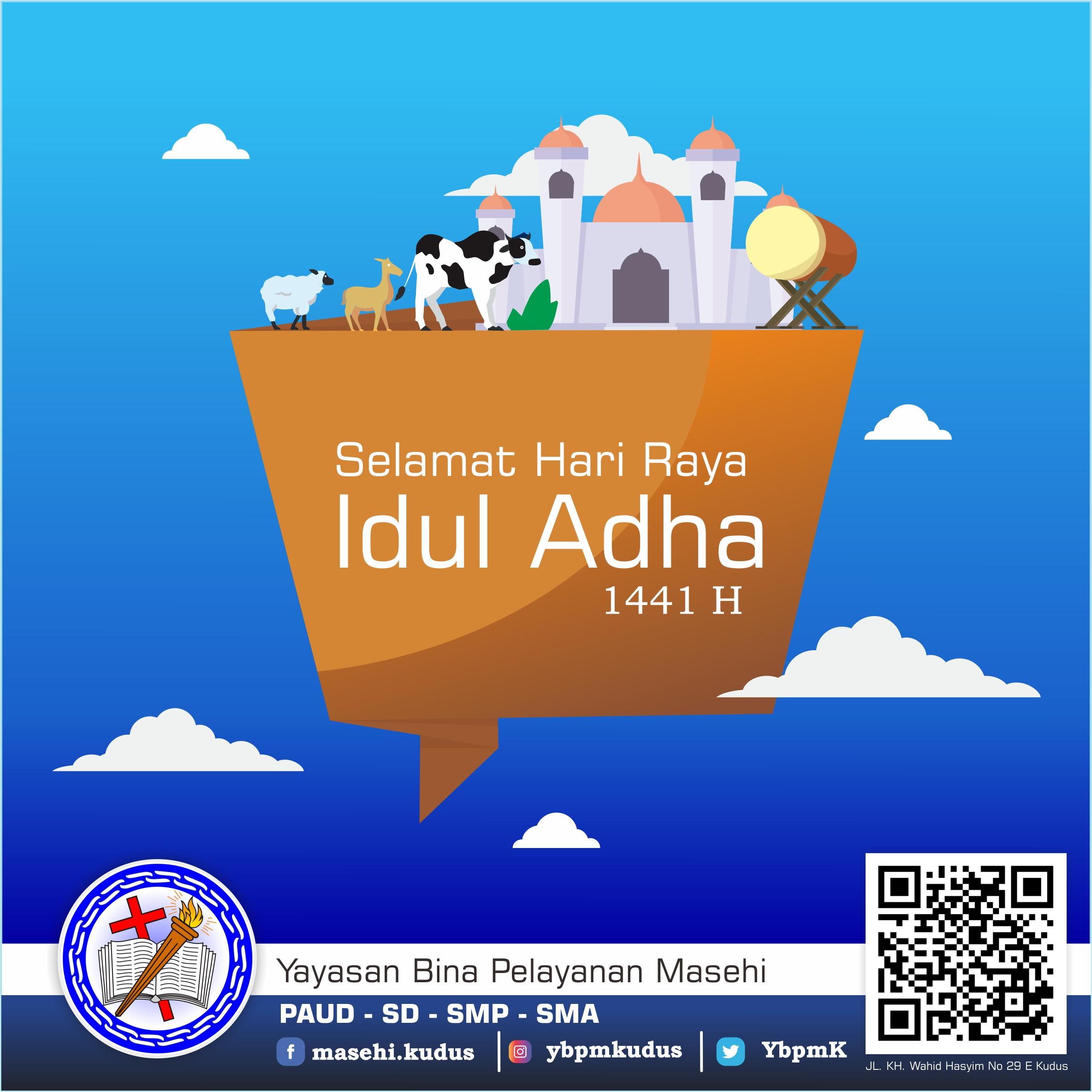 Selamat Hari Raya Idul Adha