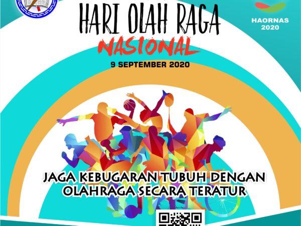 Selamat Hari Olahraga Nasional