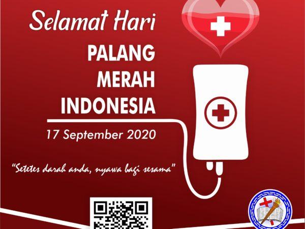Selamat Hari Palang Merah Indonesia