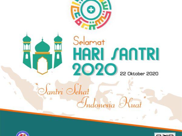 Selamat Hari Santri 2020