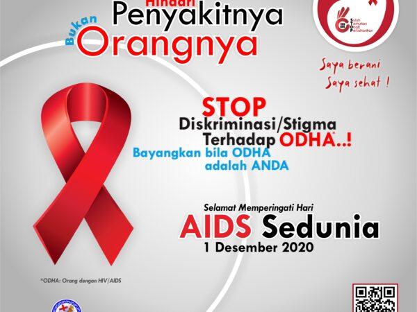Selamat Hari AIDS Sedunia