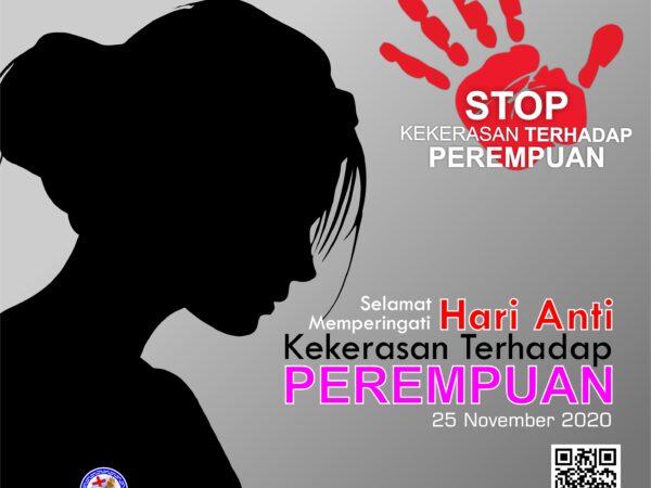 Selamat Hari Anti Kekerasan Terhadap Perempuan
