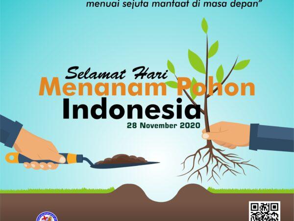 Selamat Hari Menanam Pohon Indonesia
