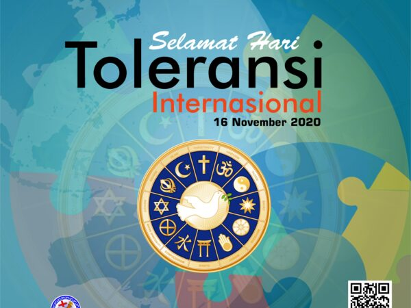 Selamat Hari Toleransi Sedunia