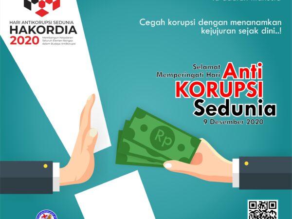 Selamat Hari Anti Korupsi Sedunia