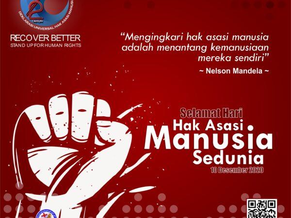 Selamat Hari Hak Asasi Manusia