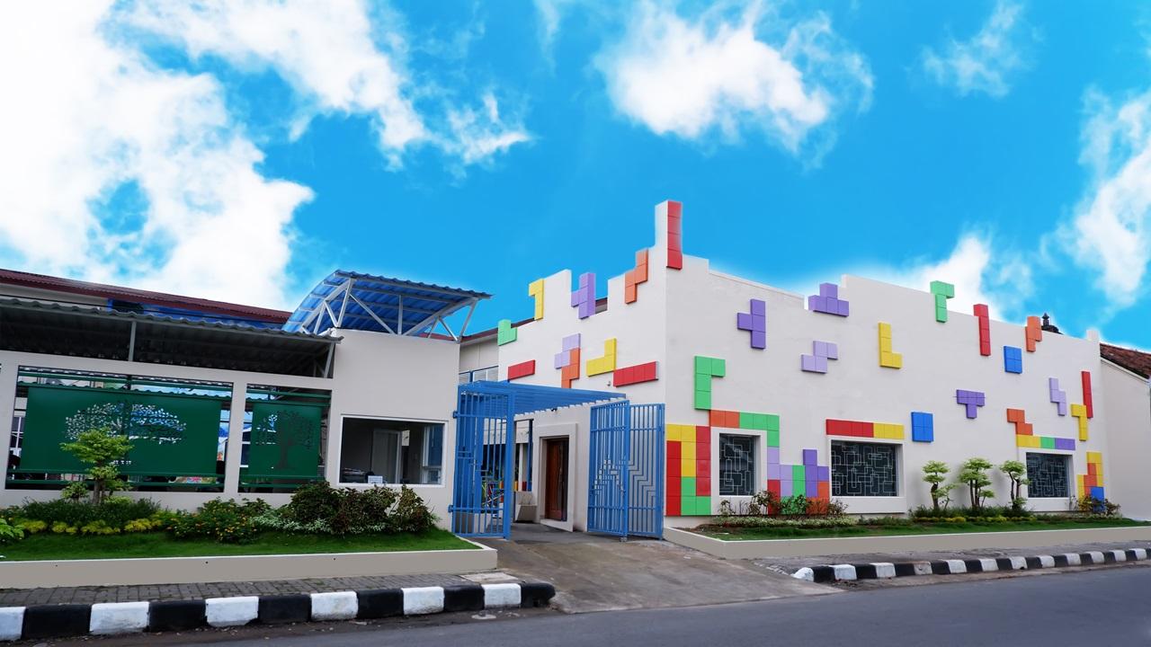 Gedung PAUD