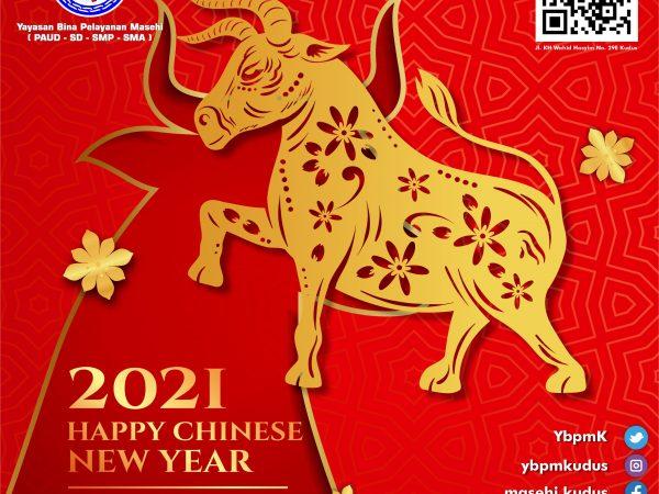 Selamat Tahun Baru China