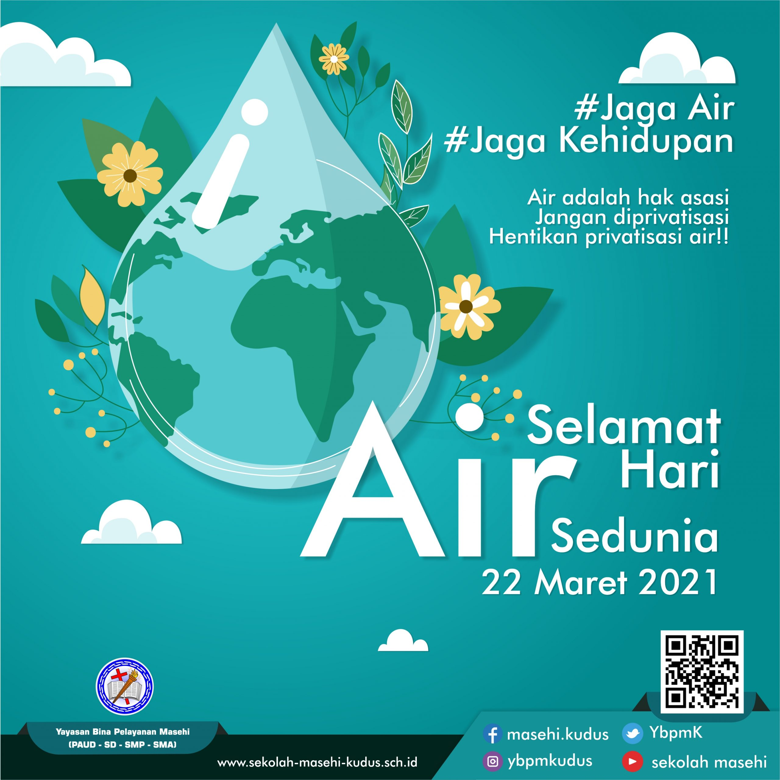 Selamat Hari Air Sedunia