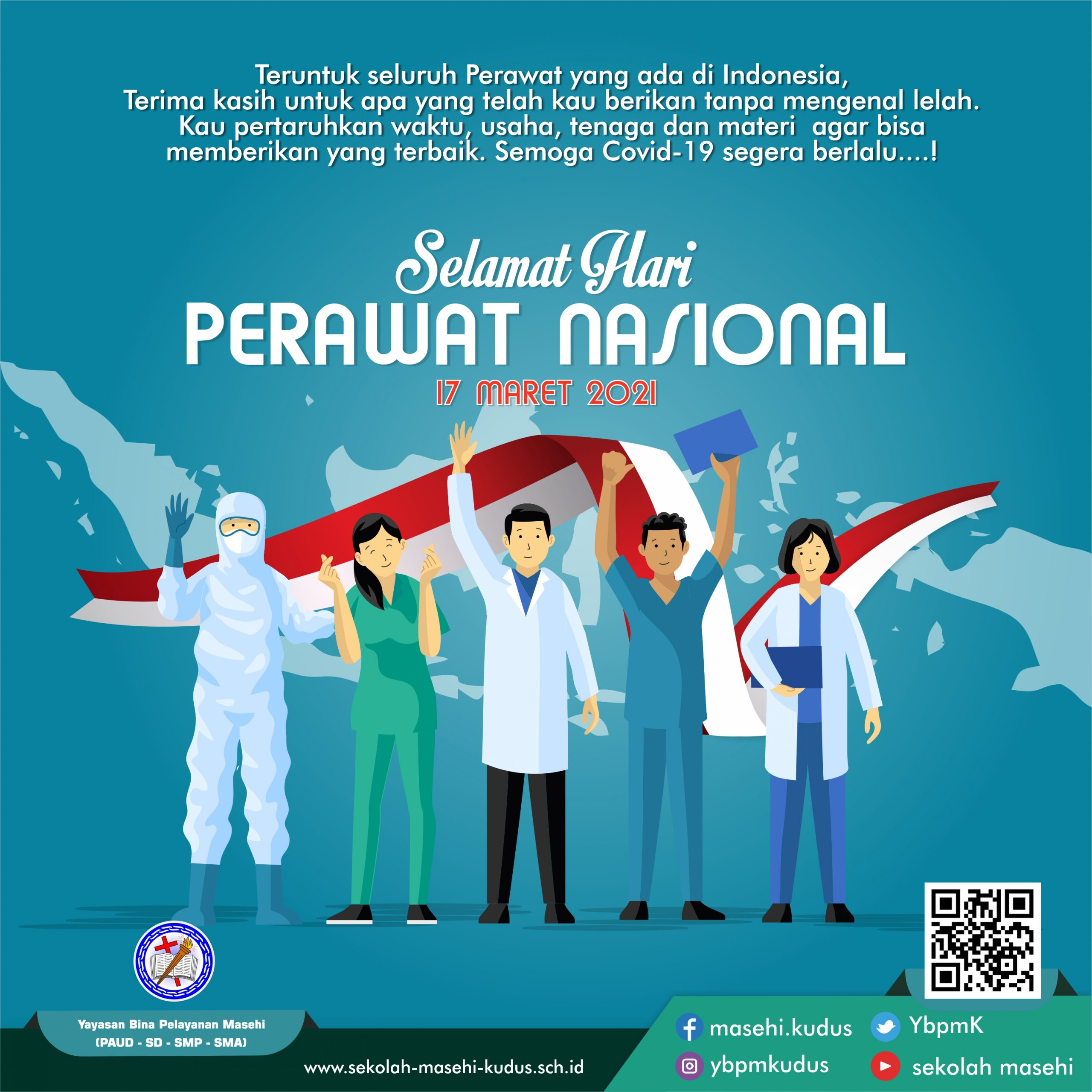 Selamat Hari Perawat Nasional