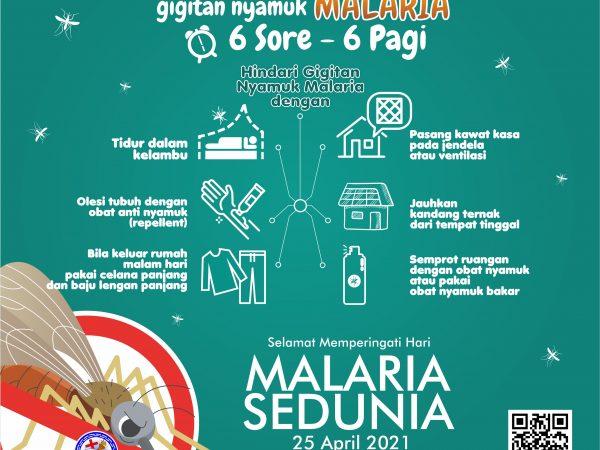 Selamat Memperingati Hari Malaria Sedunia