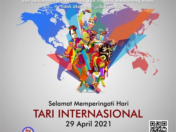 Selamat Memperingati Hari Tari Internasional