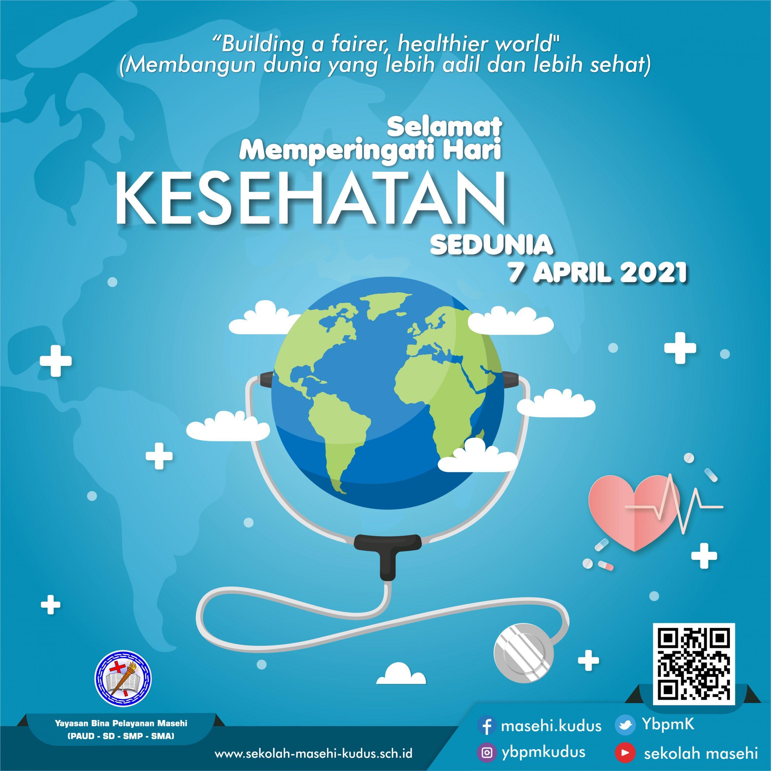 Selamat Hari Kesehatan Sedunia