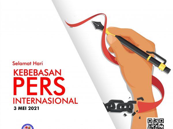 Selamat Hari Kebebasan Pers Internasional