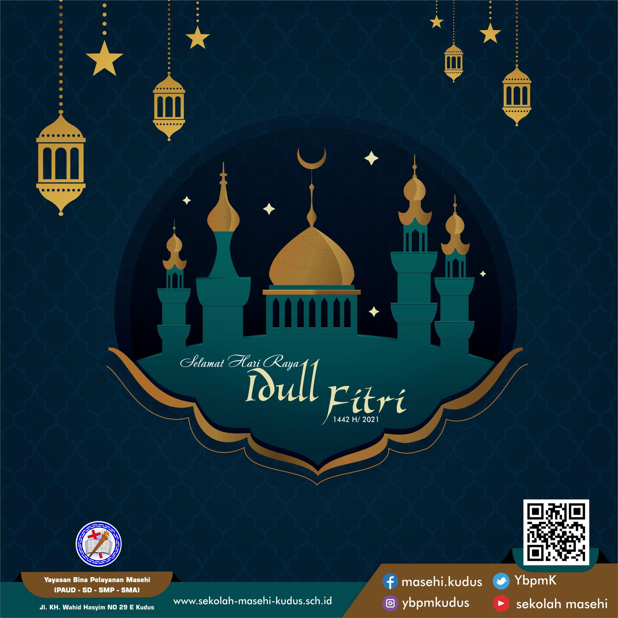 Selamat Idull Fitri