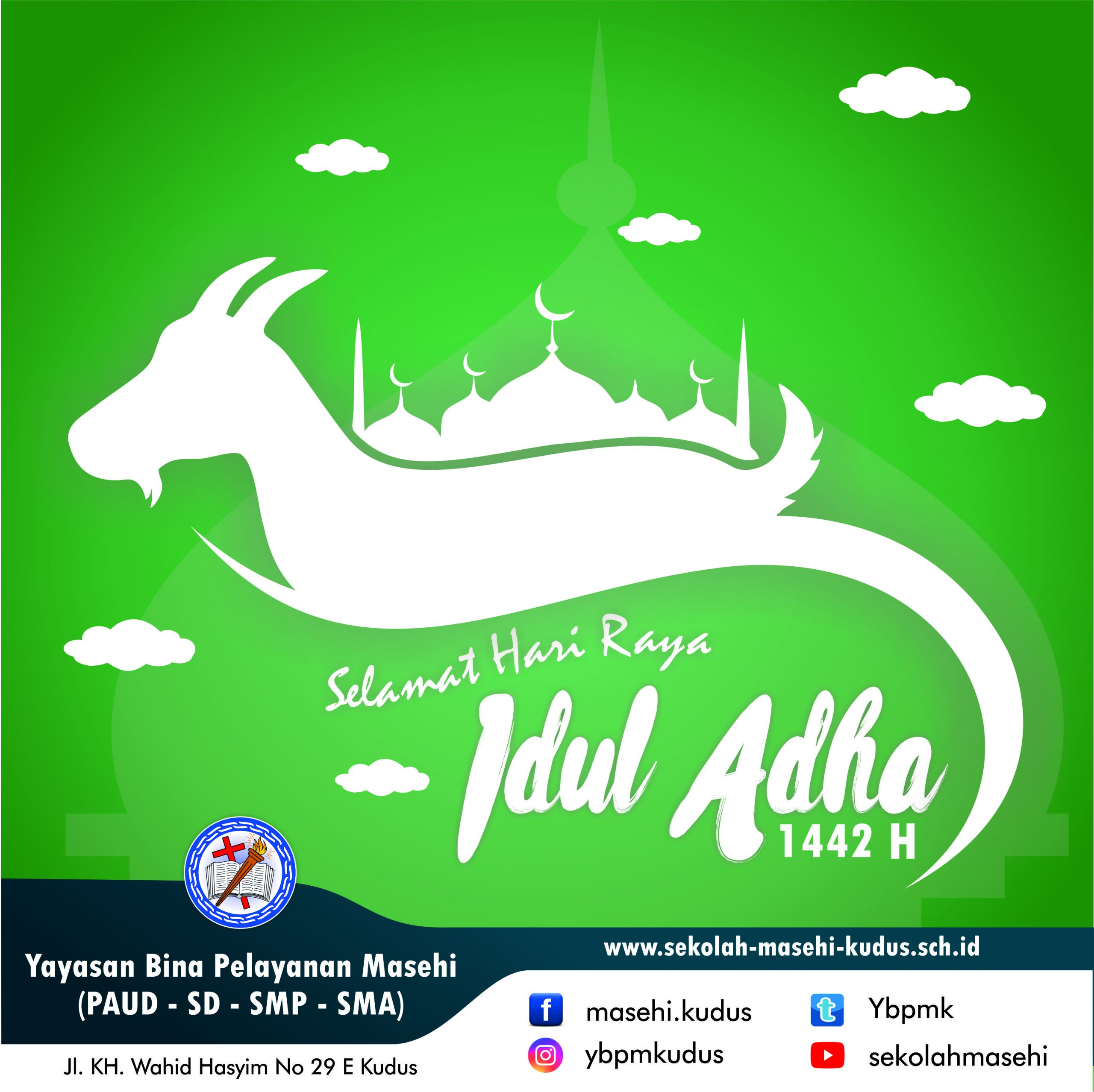 Selamat Hari Raya Idull Adha